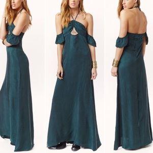 Flynn Skye Green ERR Night Dress WORN ONCE, SMALL